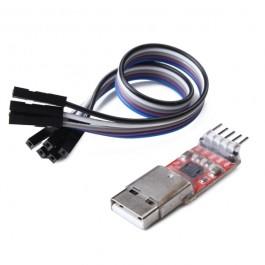 USB to TTL sarjaporttiadapteri