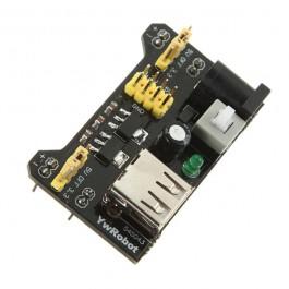 YwRobot MB102 3.3V/5.0V virtalähde moduuli