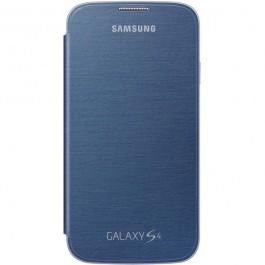 Samsung Flip cover suojakotelo, Galaxy S4, tummansininen