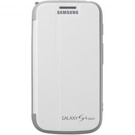 Samsung Galaxy S4 Zoom Flip Cover suojakotelo, valkoinen