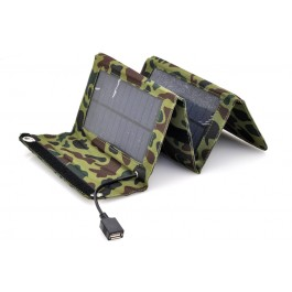 Milispec 7W matkapaneeli (USB)