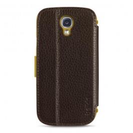Belkin Premium leather folio Samsung Galaxy S4 suojakotelo