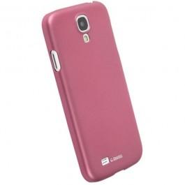 Krusell ColorCover Samsung Galaxy S4 suojakuori, vaaleanpunainen