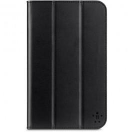 """Belkin Tri-Fold L-shaped Samsung Galaxy Tab 3 7.0"""" suojakotelo, musta"""