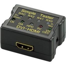 Kaapelitestaaja HDMI-kaapeleille