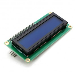 1602 Näyttö arduinolle I2C-väylään
