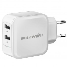 Pieni ja tehokas USB-seinälaturi