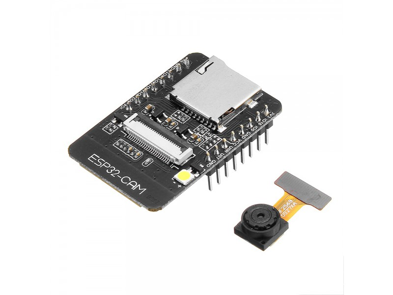 ESP32-CAM Wifi+Bluetooth kehitysalusta kameralla