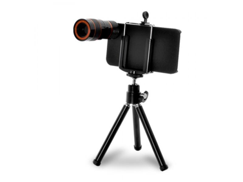 8X Zoom -objektiivi iPhone 4(S)