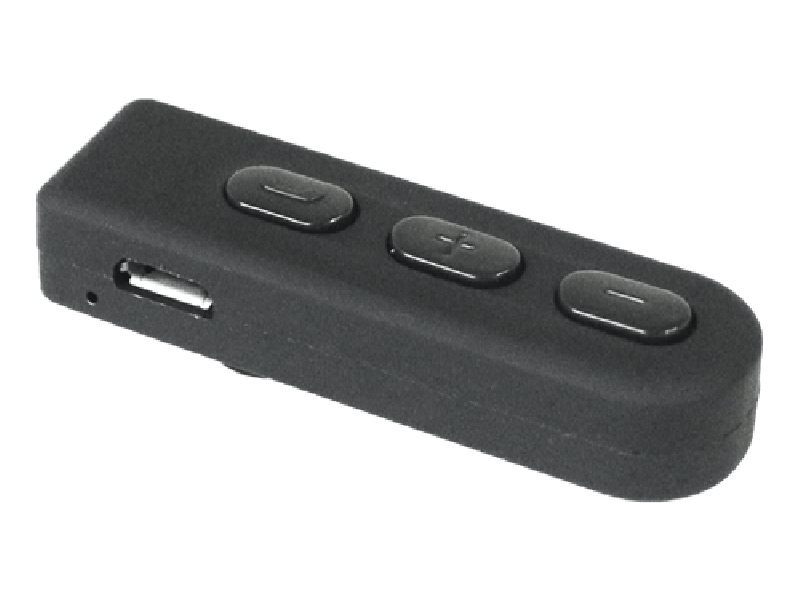 Aonike BT30 Bluetooth-kuulokesovitin, musta