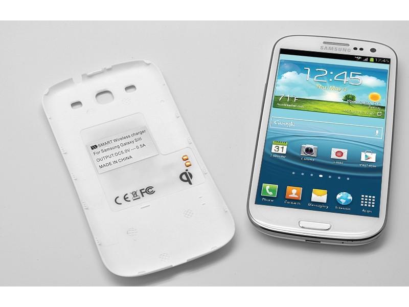 Samsung Galaxy S III Qi-takakansi