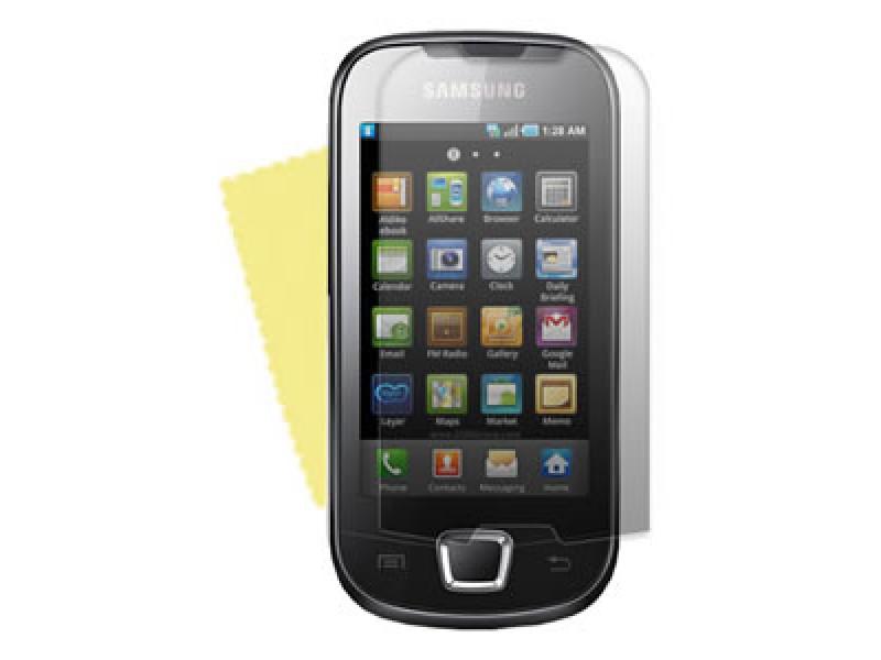 Samsung Galaxy 3 näytön suojakalvo lisätarvikkeet