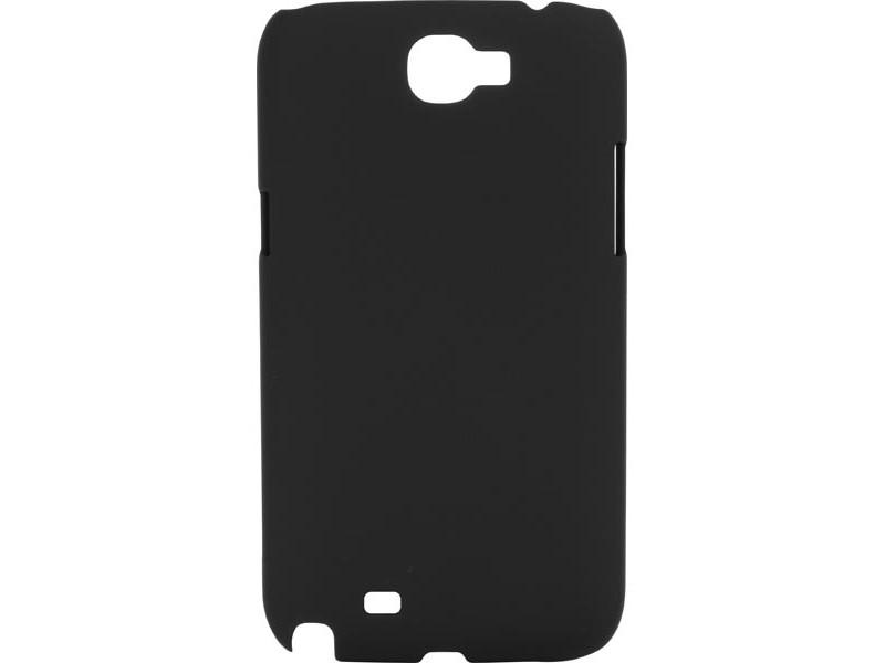 EPZI kovamuovikuori Samsung Galaxy Note 2, musta