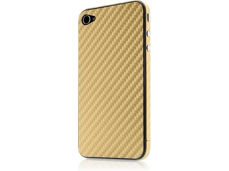 Belkin iPhone 4/4S tarrasuoja (kulta)