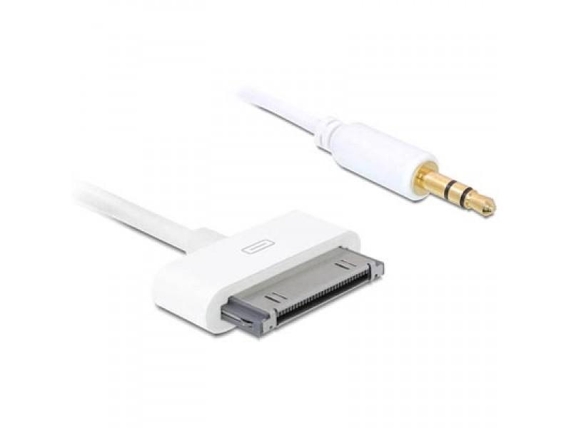 Delock äänikaapeli Apple-laitteille
