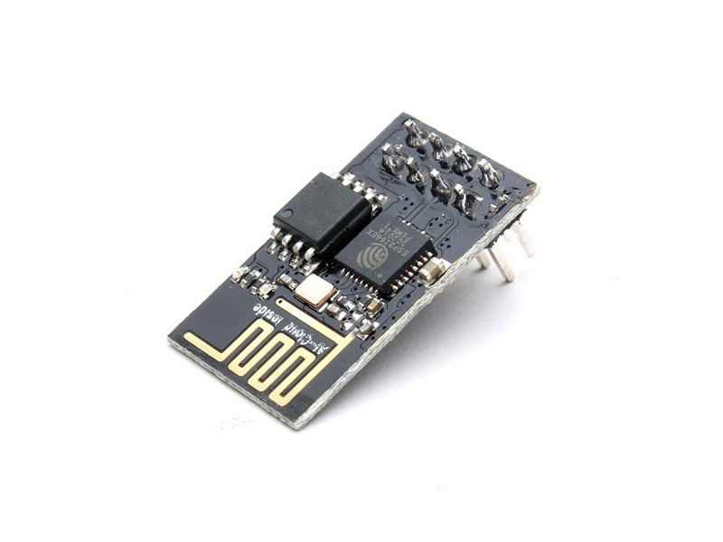 ESP-01 ESP8266 Wifi mikrokontrolleri