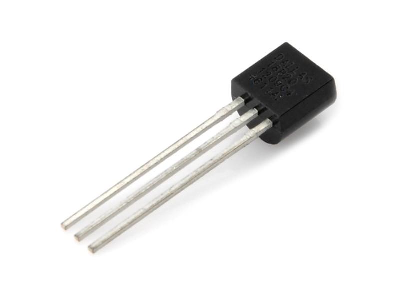 DS18B20 - 1-Wire lämpötila anturi