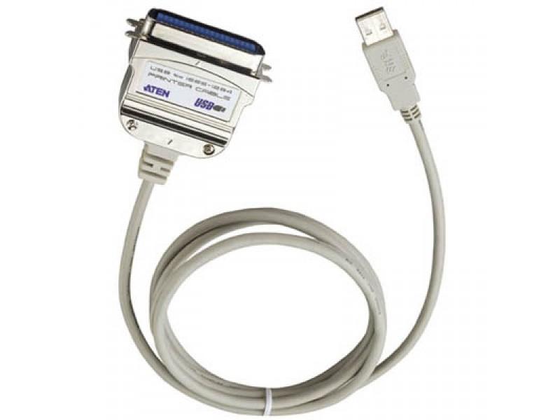 ATEN USB rinnakaisportti-adapteri CEN36, 2m