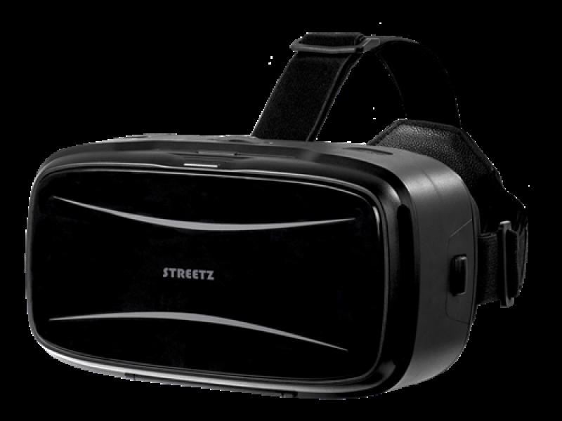 """Streetz Virtuaalilasit max. 5.9"""" älypuhelimelle."""
