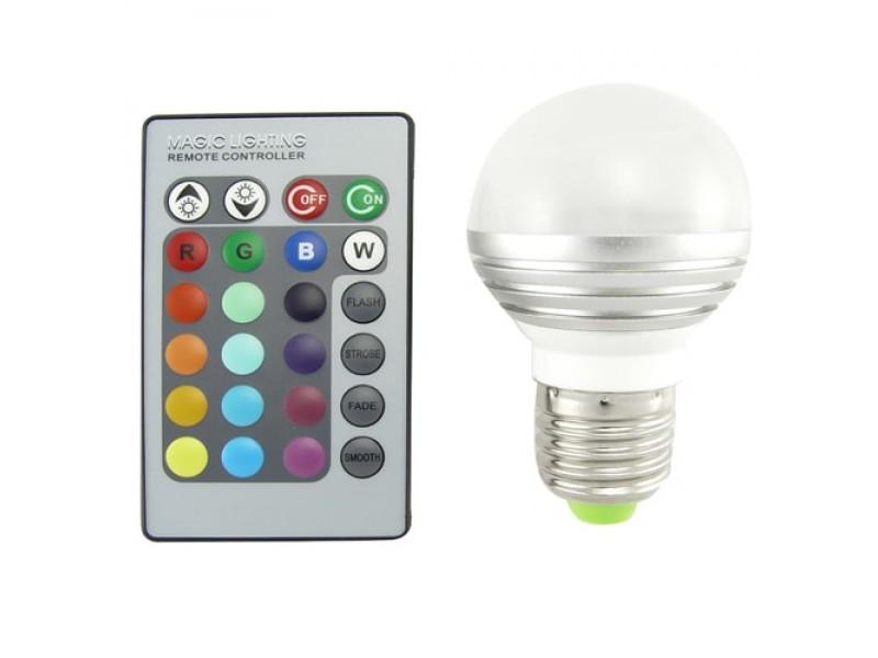 LED-nauha PureStrip Multicolor RGB, 5m / rulla