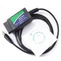 OBDII ELM327 - USB adapteri