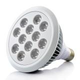 Suurteho LED kasvilamppu E27-kanta 24W