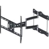 Television seinäteline 3 nivelellä VESA 200x200/600x400
