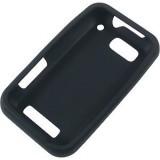 Defy silikoninen suojakuori (musta)