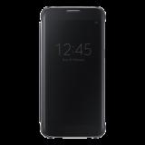 Samsung Galaxy S7 Clear View suojakuori, Musta