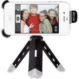 Dexim iPhone 4/4s/5 Kamerajalusta kaukolaukaisimella