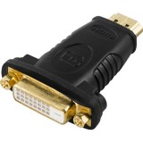 HDMI - DVI adapteri