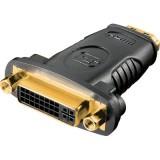 HDMI - DVI naaras-naaras adapteri