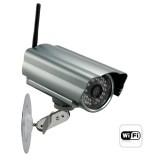 IP-valvontakamera WLAN ja LAN-verkkoihin