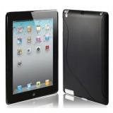 iPad 2 TPU-suojakuori (musta)