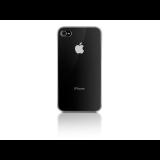 iPhone 4 kovamuovinen suojakuori (läpinäkyvä)