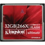 Kingston Ultimate CompactFlash 32GB 266x muistikortti