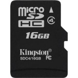 Kingston 16GB microSDHC Class 4 muistikortti