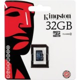 Kingston 32GB microSDHC Class 4 muistikortti