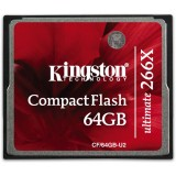 Kingston Ultimate CompactFlash 64GB 266x muistikortti