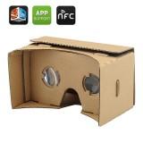 Google Cardboard 3D -virtuaalitodellisuuslasit