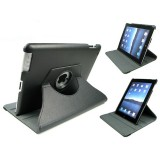iPad 2/3 Rotunda Shell-suojakotelo (musta)