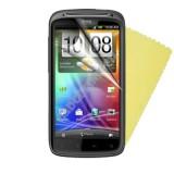 HTC Sensation näytön suojakalvo lisävarusteet