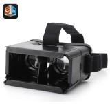 Durovis Opendive / Google Cardboard yht.sop. 3D-lasit
