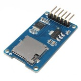 Micro SD/SDHC Muistikortti moduuli Arduinolle