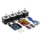 Arduino Uno R3 + CNC Shield kit